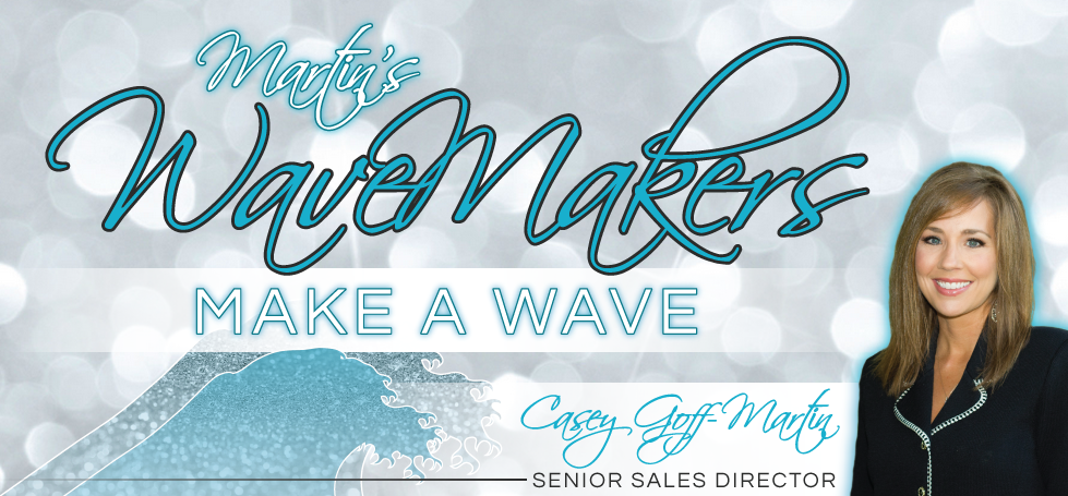 Casey Goff-Martin, Mary Kay® Independent Sales Director